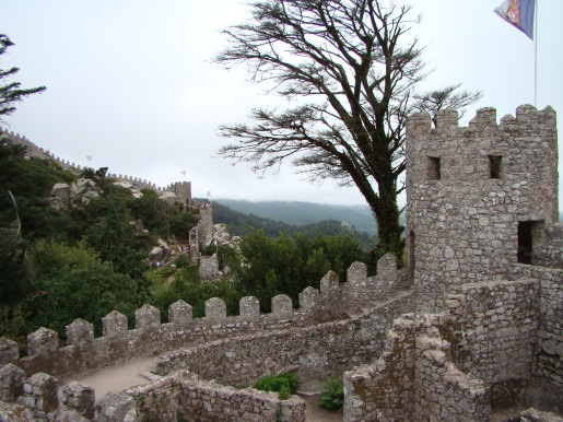 The Castle of the Moors